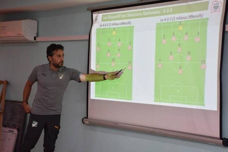 Patrice Beaumelle a approuvé le nouveau projet de jeu des équipes nationales. (DR)