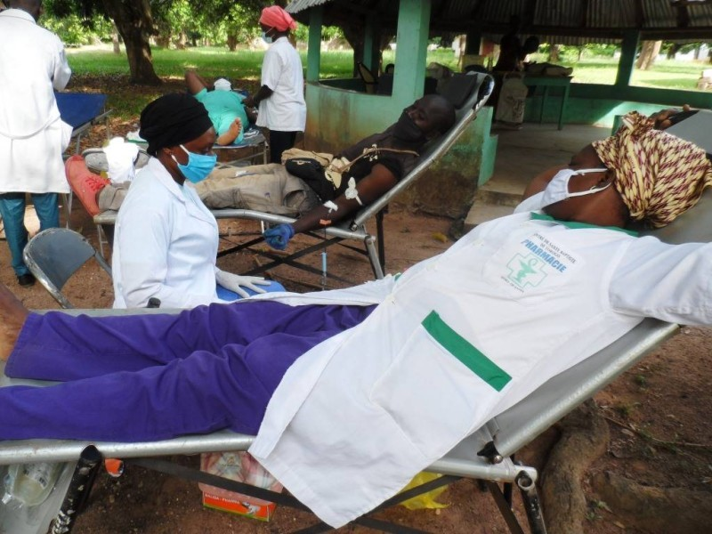Le Centre national de transfusion sanguine a un grand besoin en poches de sang. (DR)