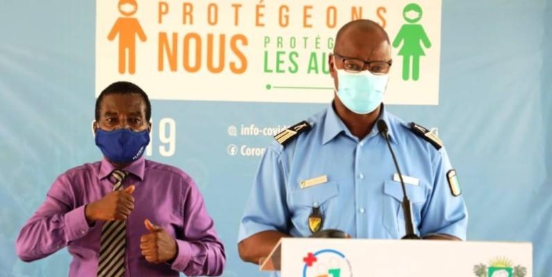 Bleu Charlemagne, porte-parole de la police. (Actualité)