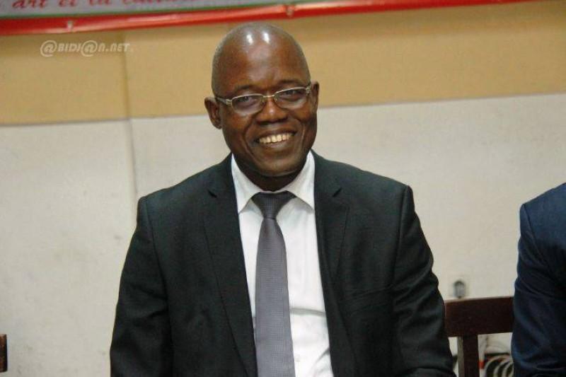 Fausséni Dembélé, directeur général de la Rti. (Dr)