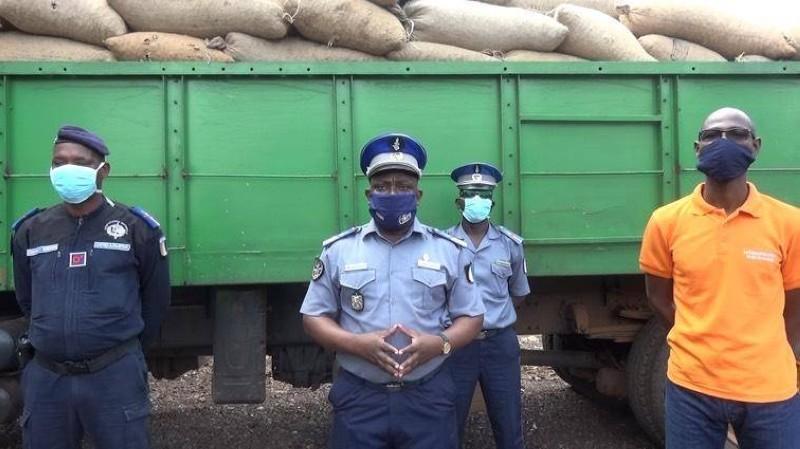 Les gendarmes sont déterminés à traquer tous les contrevenants. (Dr)