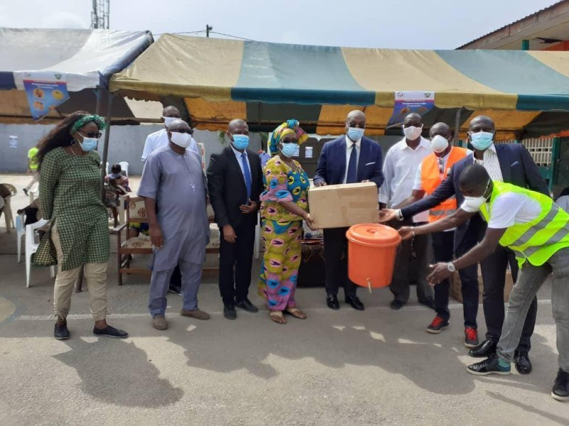 La Coordination nationale des activités sportives du ministère de la Santé et de l'Hygiène publique entame une sensibilisation dans les écoles. (Dr)