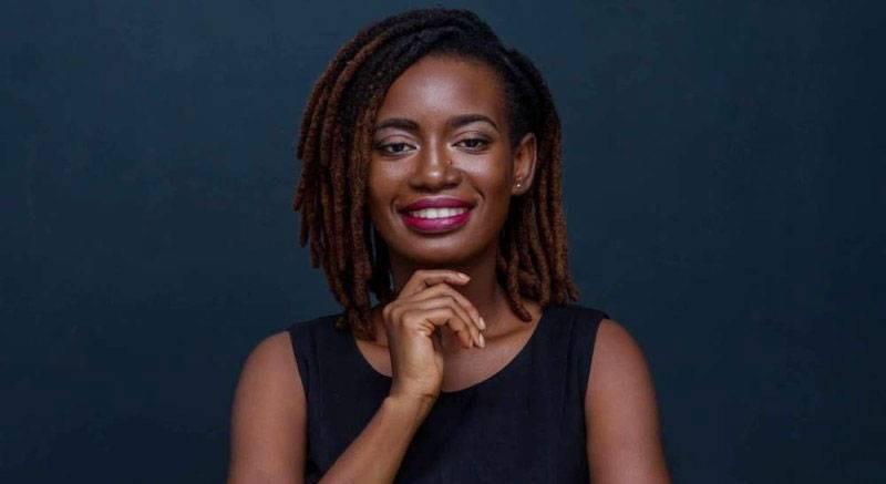 Mlle Méganne Lorraine Ceday Boho, présidente de la Ligue ivoirienne des droits des femmes. (Dr)