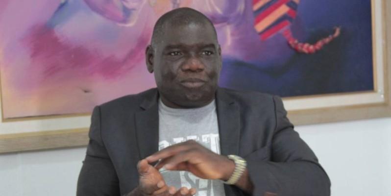Dr Rémi Oussou Kouamé, Enseignant-chercheur à l'Université Alassane Ouattara de Bouaké. (Dr)