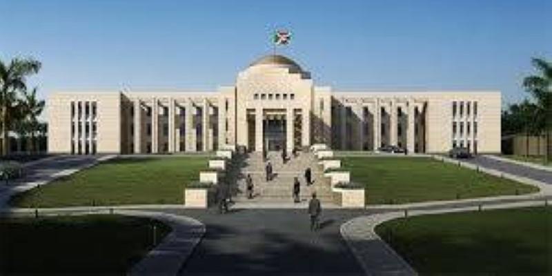 Le palais présidentiel à Bujumbura. (Dr)