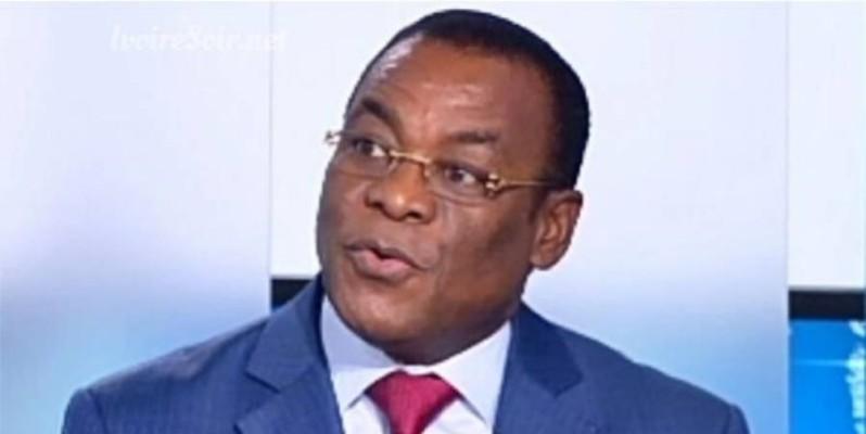 Pascal Affi Nguessan, président du Fpi. (DR)