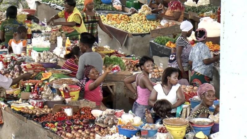 Pour le gouvernement, les coopératives agricoles et de commerçantes de vivriers peuvent et doivent jouer leur rôle dans la lutte contre la sécheresse. (Dr)
