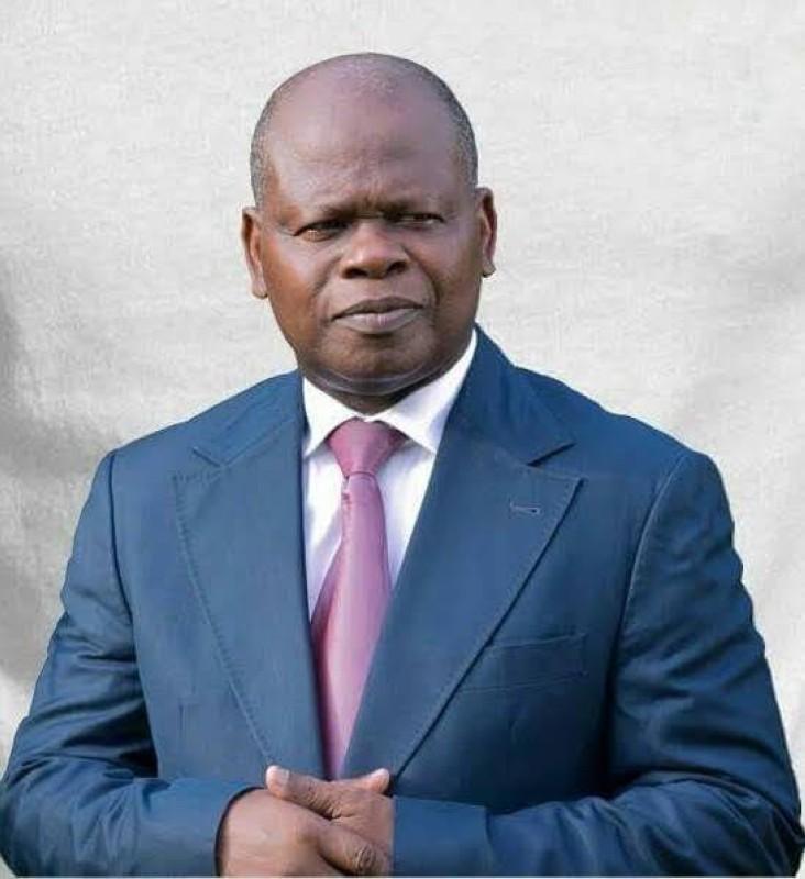Kamara Bakary, Délégué sous-préfectoral Rhdp de Noé, a exhorté les délégués à investir le terrain pour la victoire du Rhdp. (DR)