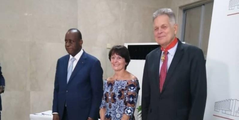 Le ministre et le couple Grau ont partagé des moments d'intense amitié et passé en revue le contenu de la coopération entre les deux pays. (Dr)