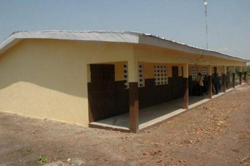 Une école primaire publique. (DR)