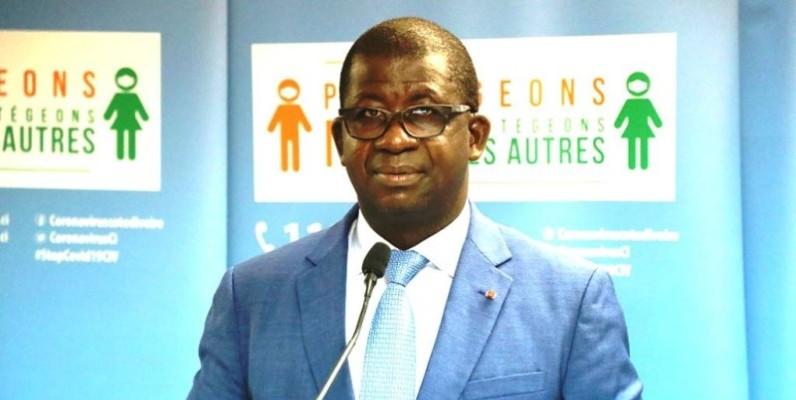 Hien Sié, maire de la commune d'Adiaké. (DR)
