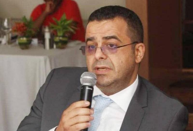 Saâd El Hamzaoui, président de la Chambre de commerce et d'industrie marocaine en Côte d'Ivoire. (Dr)