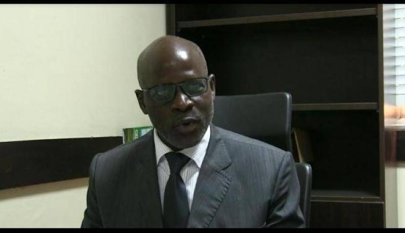 Le ministre de l'Enseignement supérieur et de la Recherche scientifique, Adama Diawara. (DR)