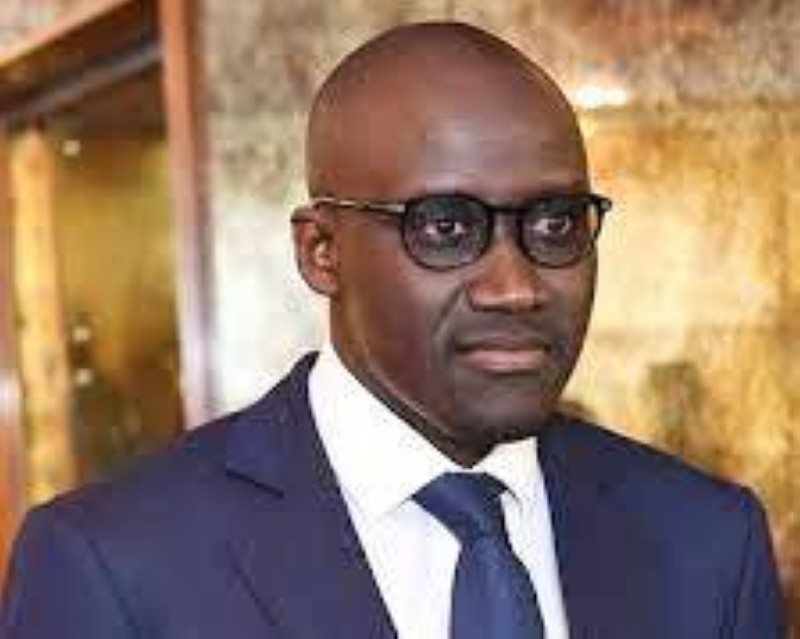 Abdourahmane Cissé, ministre du Pétrole, de l'Energie et des Energies renouvelables. (DR)