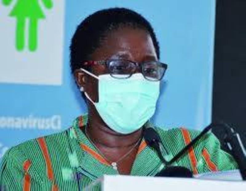 Dr Edith Kouassy, conseillère technique du ministre de la Santé. (DR)