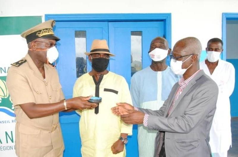 Le Conseil régional de la Nawa dote l'hôpital général de Soubré d'infrastructures sanitaires