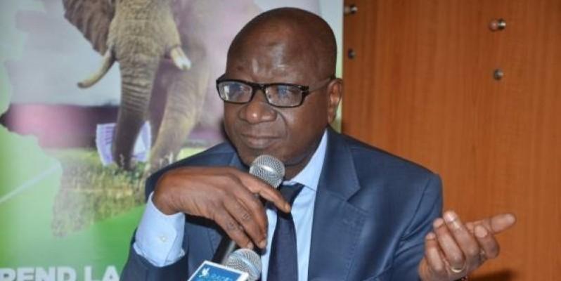 Ouattara Sié Abou, directeur général des impôts de Côte d'Ivoire. (DR)