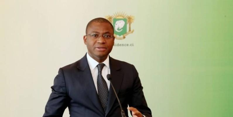 Sidi Touré, porte-parole du gouvernement. (DR)