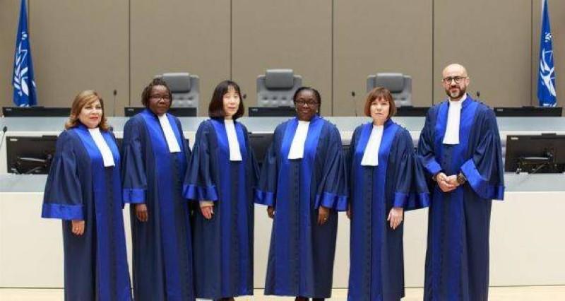 Les juges de la Cpi  (DR)