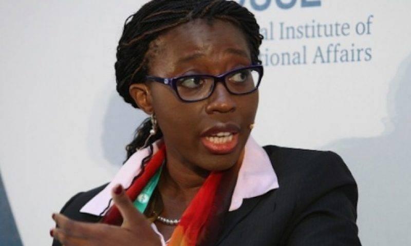 Vera Songwe, Secrétaire exécutive de la Commission économique pour l'Afrique. (DR)