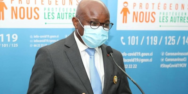 Bile Diéméléou, maire de Dimbokro. (DR)