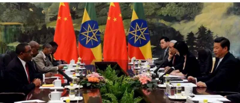 L'Ethiopie présentée comme la bonne élève de la Chinafrique (DR)