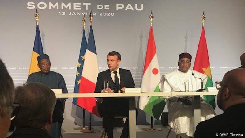 Les Chefs d'État des différents pays membres et le président français ont débattu sur les stratégies pour mettre fin au phénomène. (DR)