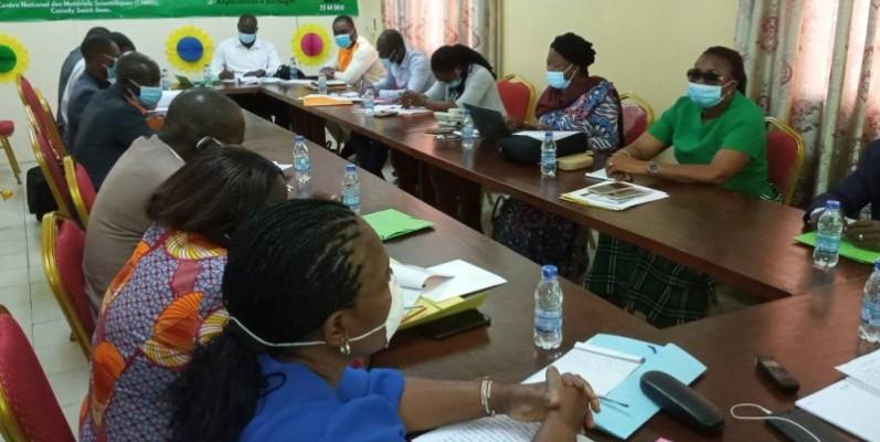 Les experts réunis en conclave pour lever les difficultés des crises sur l'éducation non formelle. (DR)