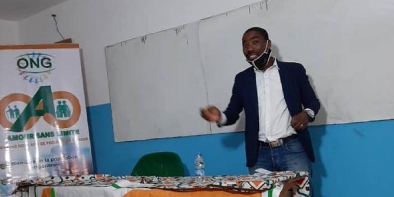 Soya Lucien, ingénieur en communication, conférencier. (DR)