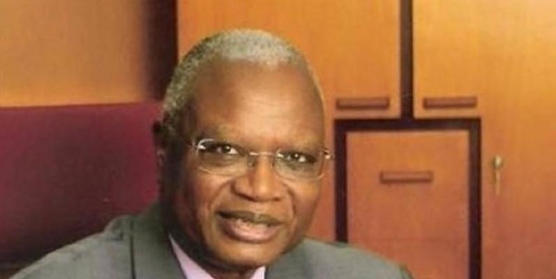 Tiémoko Yadé, président du conseil régional du Poro. (DR)
