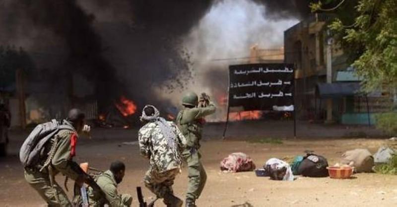 Des soldats maliens tués dans une ambuscade (DR)