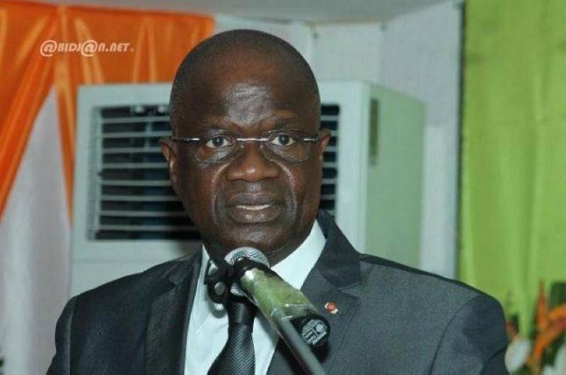 Amadou Soumahoro, président de l'Assemblée nationale, a salué le choix des Amazones du Fpi.