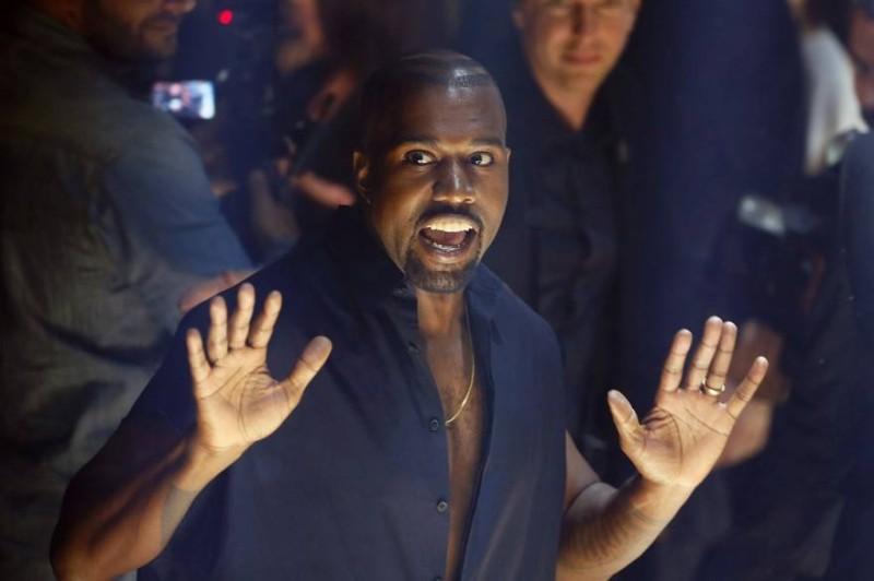Le rappeur kanye west déclare sa condidature à la présidentielle (DR)