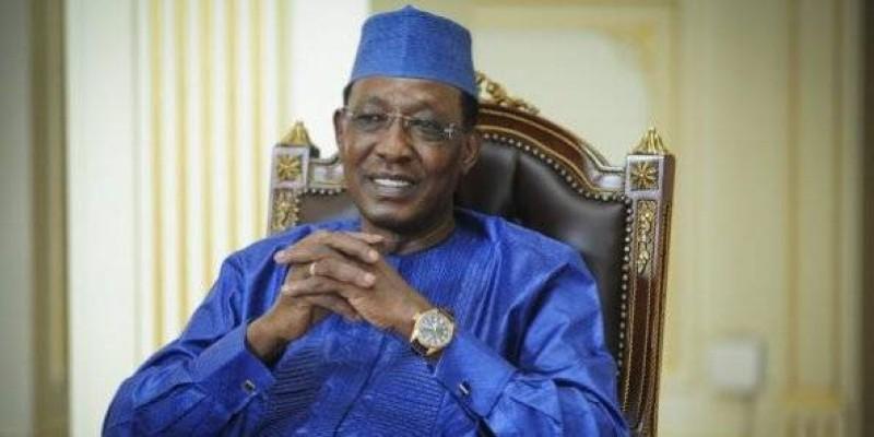 Idriss Deby, le Président du Tchad (Ph: DR)