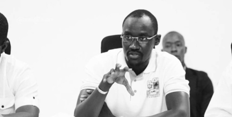 Le ministre Abdourahmane Cissé, coordonnateur Rhdp.(DR)