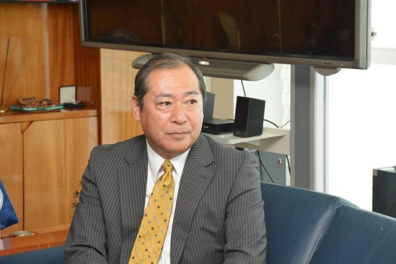 SEM. Hideaki Kuramitsu, ambassadeur du Japon en Côte d'Ivoire. (DR)