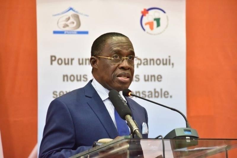 Le ministre Aka Aouélé croit fortement que le pays est dans le bonne dynamique même si des efforts restent à faire. (DR)