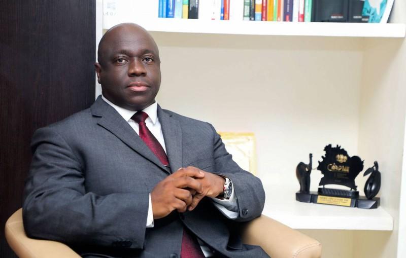 M. Salimou Bamba, Dg l'Agence CI PME (DR)