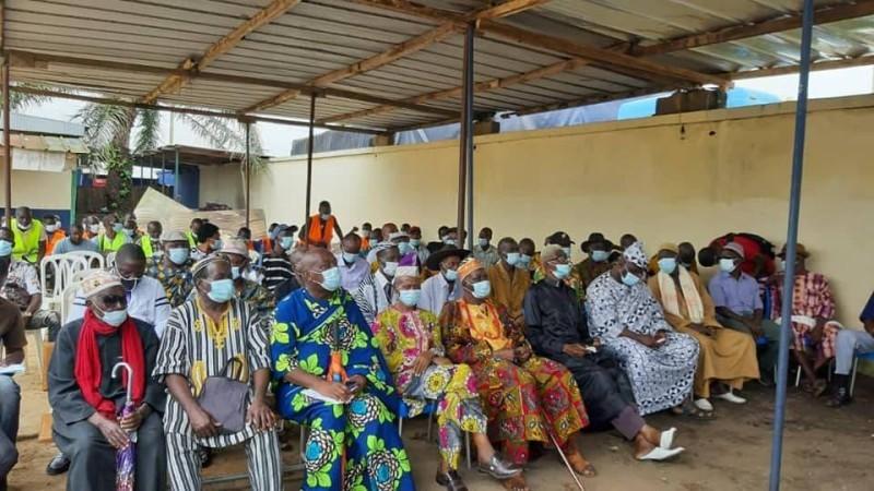 Les chefs de communautés informés des efforts fournis par l'Etat pour la resocialisation des enfants en conflit avec la loi (DR)