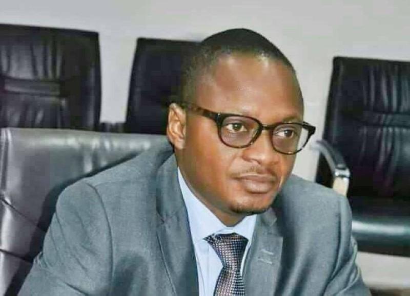 Johnson Adiko, président de la Coalition patriotique pour l'émergence (Cpe). (DR)
