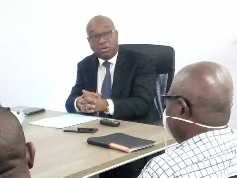 Idriss Diallo candidat à la présidence de la Fif peut enfin souffler.