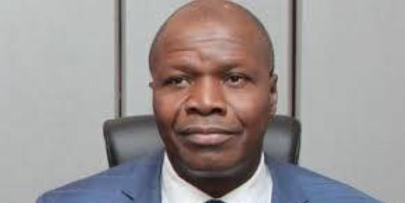 Albert Mabri Toikeusse, président de l'UDPCI. (DR)