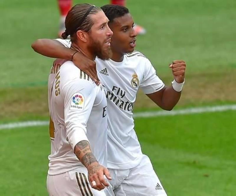 Real Madrid est à un pas du sacre. (DR)