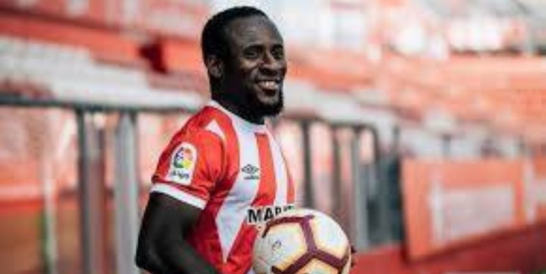 Seydou Doumbia, international ivoirien. (DR)