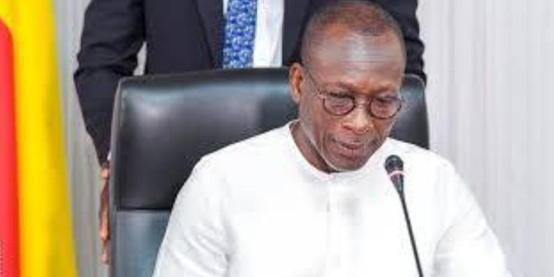 Patrice Talon, Président du Bénin. (DR)