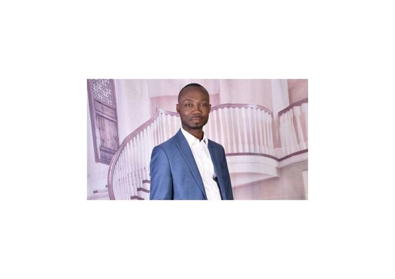 Hervé Touan, jeune entrepreneur ivoirien, Diplômé d'École Supérieure de Commerce et d'Administration des Entreprises (DR)