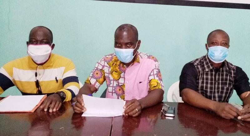 Des ex-militants de l'UDPCI apportent leur soutien au Président de la République Alassane Ouattara. (DR)