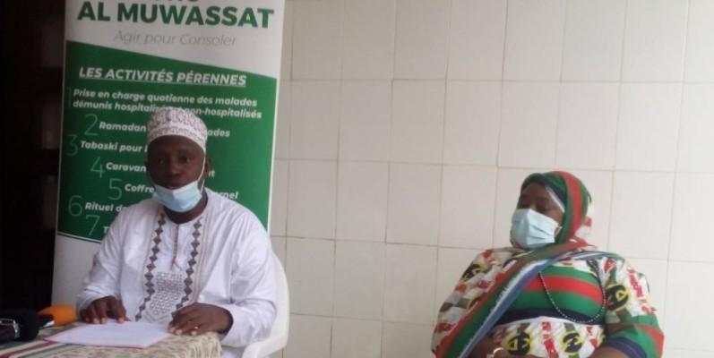 l'imam Koné Harouna de la mosquée du Chu de Treichville. (DR)