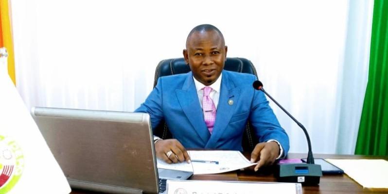 Lassina Bamba, président de l'Ong Elite West Africa, invite les autorités de l'espace Cedeao à se pencher sur le cas des jeunes étudiants et entrepreneurs d'ici et de la diaspora. (DR)