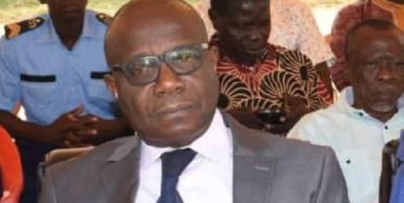 Le maire Djè Koffi Aubin a affirmé que les projets portant sur la réalisation d'infrastructures scolaires ont été approuvés par le conseil municipal. (DR)